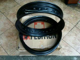 Velg Supermoto Expedition rim 17 X 3.00 & 17 X 3.50