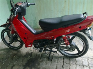 Yamaha Vega 2001